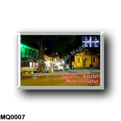 MQ0007 America - Martinique - Saint Anne