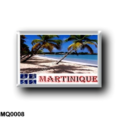 MQ0008 America - Martinique - Salines Plage