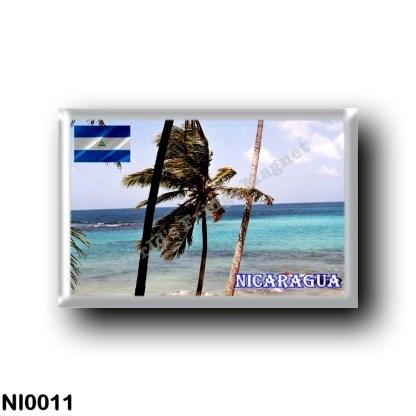 NI0011 America - Nicaragua - Isla Grande del Maíz