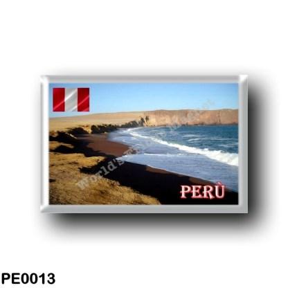 PE0013 America - Peru - Riserva di Paracas - Patrimonio UNESCO