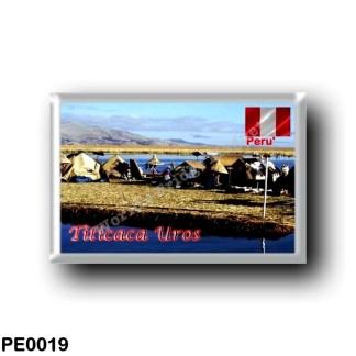 PE0019 America - Peru - Titicaca Uros