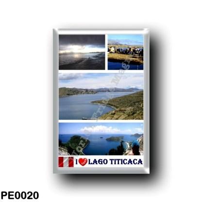 PE0020 America - Peru - Lago Titicaca - I Love