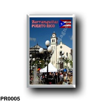 PR0005 America - Puerto Rico - Barranquitas