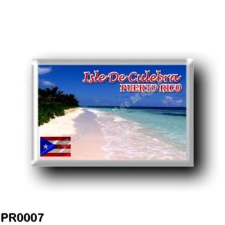PR0007 America - Puerto Rico - Isle De Culebra - Playa de Flamenco