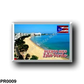 PR0009 America - Puerto Rico - Isla Verde