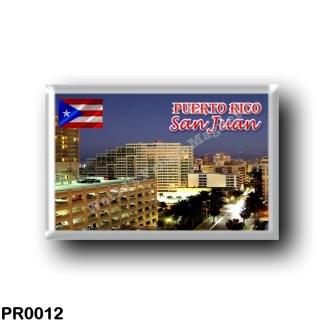 PR0012 America - Puerto Rico - San Juan