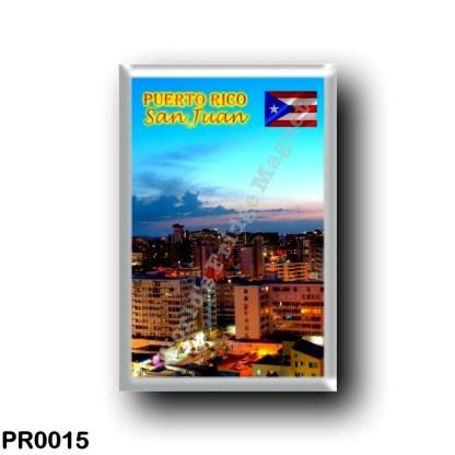 PR0015 America - Puerto Rico - San Juan