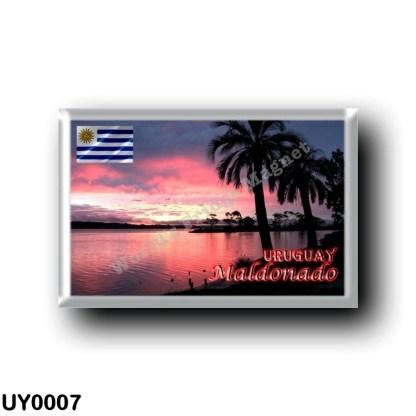 UY0007 America - Uruguay - Maldonado