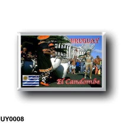 UY0008 America - Uruguay - El Candombe
