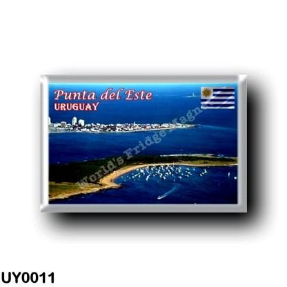 UY0011 America - Uruguay - Isla Gorriti - Punta del Este