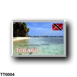 TT0004 America - Trinidad and Tobago - Tobago Beach