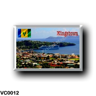 VC0012 America - Saint Vincent and the Grenadines - Kingstown