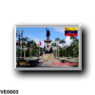VE0003 America - Venezuela - Barquisimeto