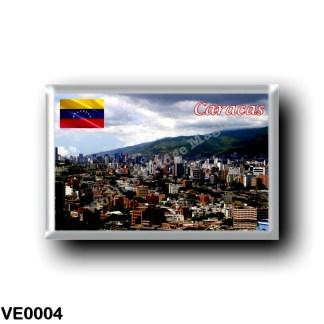 VE0004 America - Venezuela - Caracas