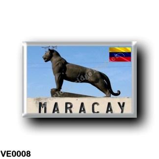 VE0008 America - Venezuela - Maracay - Jaguar