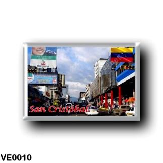 VE0010 America - Venezuela - San Cristóbal