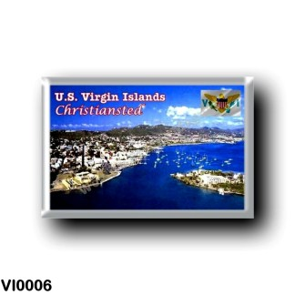 VI0006 America - American Virgin Islands - Christiansted