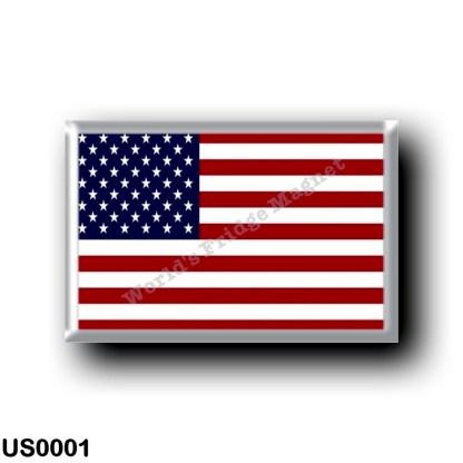 US0001 America - United States - US Flag