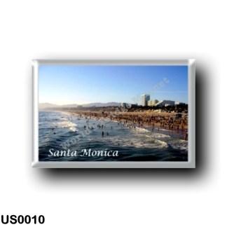 US0010 America - United States - Santa Monica