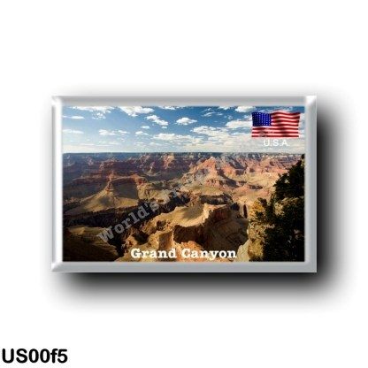 US00f5 America - United States - Arizona - Grand Canyon - Panorama