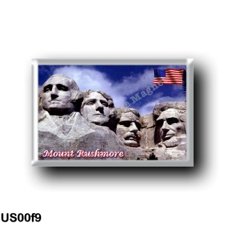 US00f9 America - United States - Dakota - Mount Rushmore