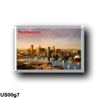 US00g7 America - United States - Maryland - Baltimora