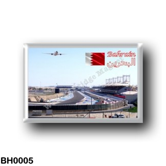 BH0005 Asia - Bahrain - Asia - Bahrain - International Circuit back straight