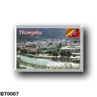 BT0007 Asia - Bhutan - Thimphu