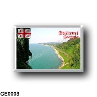 GE0003 Asia - Georgia - Batumi - Botanical Garden