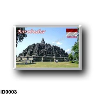 ID0003 Asia - Indonesia - Borobudur