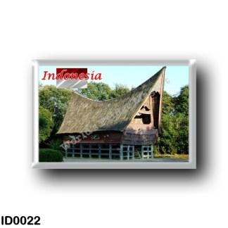 ID0022 Asia - Indonesia - Batak Toba House
