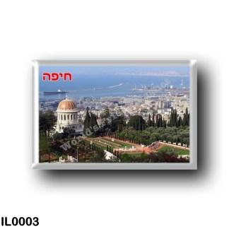 IL0003 Asia - Israel - Haifa - Shrine and Port