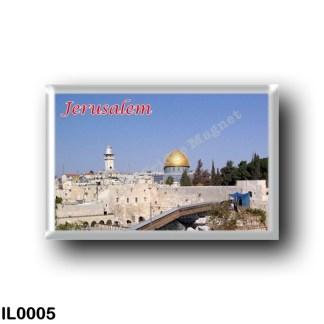 IL0005 Asia - Israel - Jerusalem - Western Woll