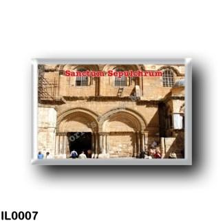 IL0007 Asia - Israel - Jerusalem - Sanctum Sepulchrum