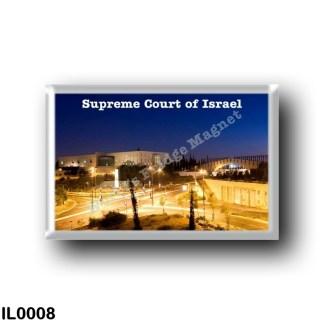 IL0008 Asia - Israel - Jerusalem - Supreme Court of Israel