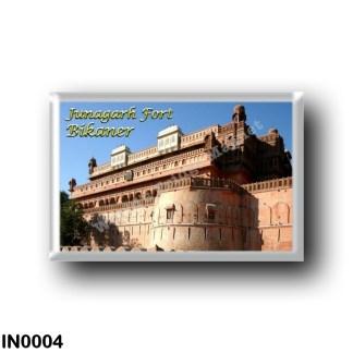 IN0004 Asia - India - Bikaner - Junagarh Fort