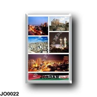 JO0022 Asia - Jordan - Mosaic