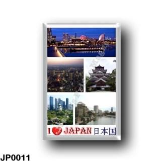 JP0011 Asia - Japan - ILove