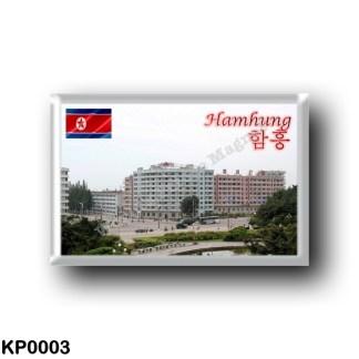 KP0003 Asia - North Korea - Hamhung
