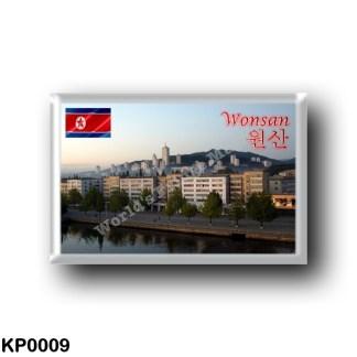 KP0009 Asia - North Korea - Wonsan