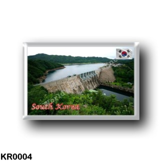 KR0004 Asia - South Korea - Daecheong Dam