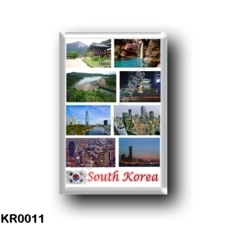 KR0011 Asia - South Korea - Mosaic