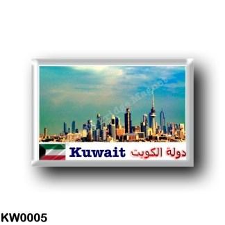 KW0005 Asia - Kuwait - City