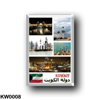 KW0008 Asia - Kuwait - Mosaic