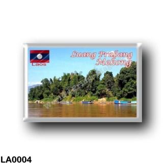 LA0004 Asia - Laos - Luang Prabang - Mekong
