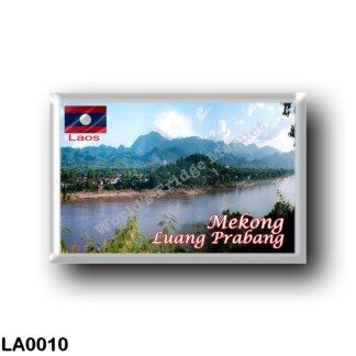LA0010 Asia - Laos - Luang Prabang - Mekong