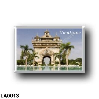 LA0013 Asia - Laos - Vientiane