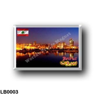 LB0003 Asia - Lebanon - Beirut - Downtown