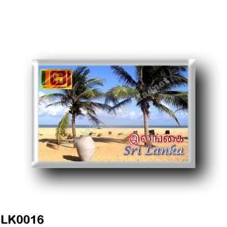 LK0016 Asia - Sri Lanka - Negombo Beach