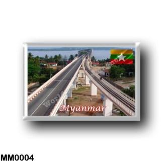 MM0004 Asia - Myanmar Burma - Mawlamyaing